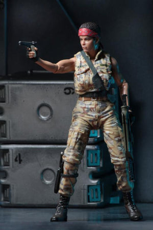 "Private Jenette Vasquez (BDUs) - Aliens 7"" Scale Action Figure Series 12"