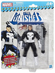 Punisher - Marvel Legends Super Heroes Vintage 6-Inch Figures Wave 1