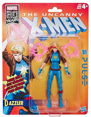 Dazzler - X-Men Retro Marvel Legends Wave 1