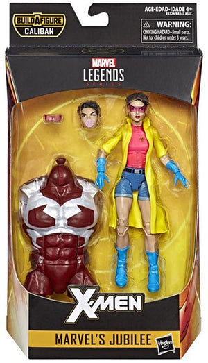 Jubilee - X-Men Marvel Legends Wave 4 (Caliban BAF)