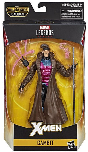 Gambit - X-Men Marvel Legends Wave 4 (Caliban BAF)