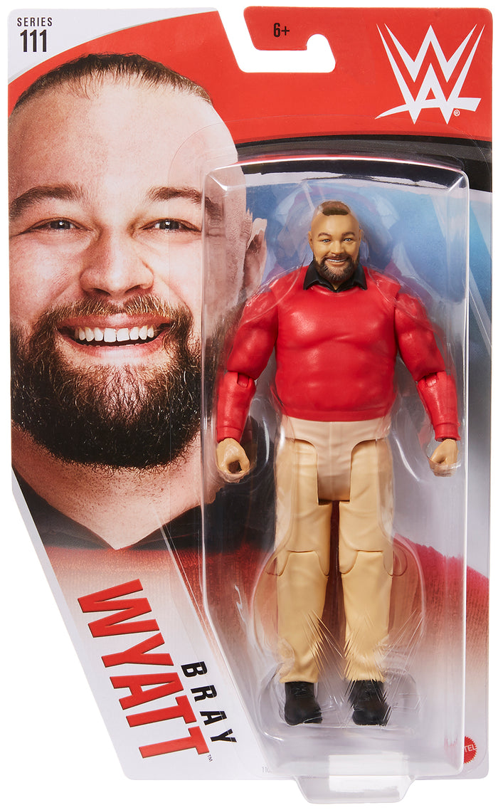 Bray Wyatt (Firefly Funhouse) - WWE Basic Series 111