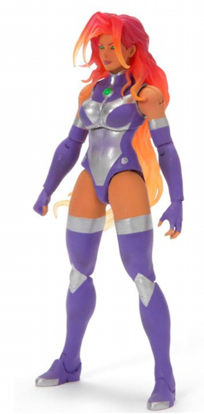Rebirth Starfire - DC Comics Multiverse Wave 11 (Ninja Batman BAF)