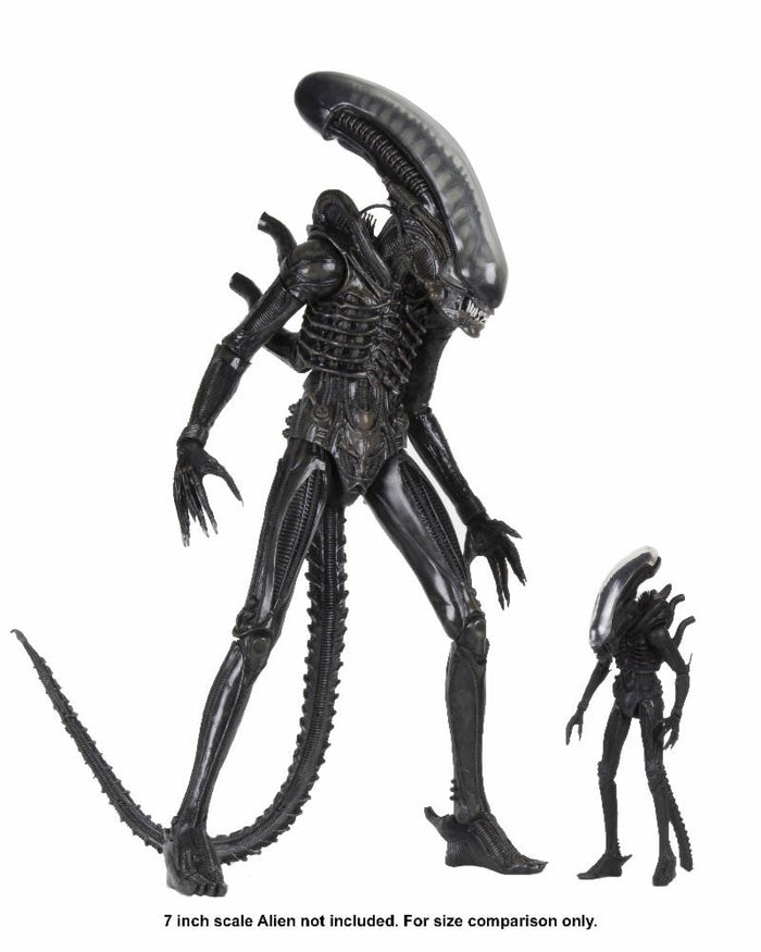 Alien - 1/4th  Scale Action Figure - Ultimate 40th Anniversary Big Chap