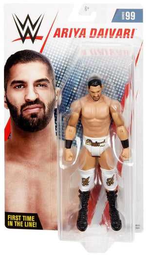 Ariya Daivari - WWE Basic Series 99