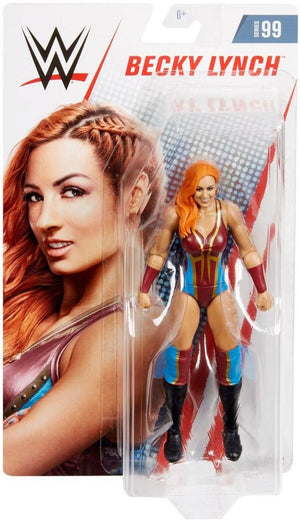 Becky Lynch - WWE Basic Series 99