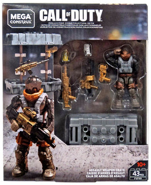 Firebreak Weapon Crate - Call of Duty Mega Contrux