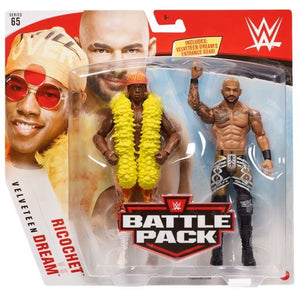 Velveteen Dream vs Ricochet - WWE Battle Pack Series 65