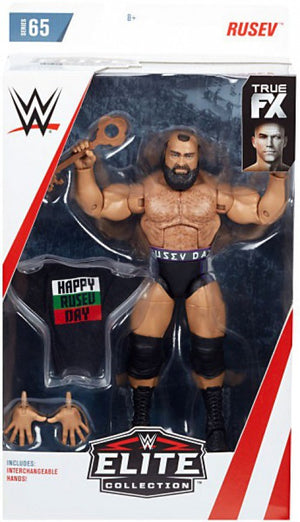Rusev - WWE Elite Series 65