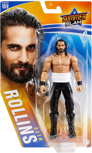 Seth Rollins - WWE Basic Series 109