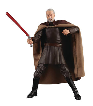 Count Dooku - Star Wars The Black Series Wave 4 (Re-issue)