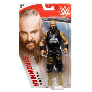 Braun Strowman - WWE Basic Series 107