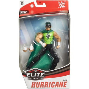The Hurricane - WWE Elite Series 75