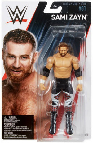 Sami Zayn - WWE Basic Series 81