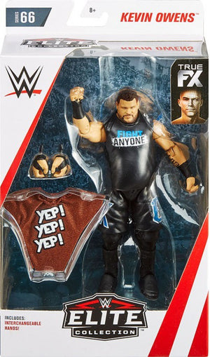 Kevin Owens - WWE Elite Series 66