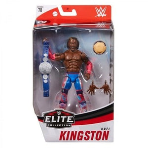 Kofi Kingston - WWE Elite Series 78
