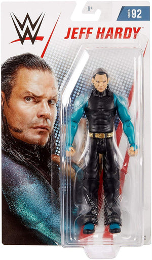 Jeff Hardy - WWE Basic Series 92