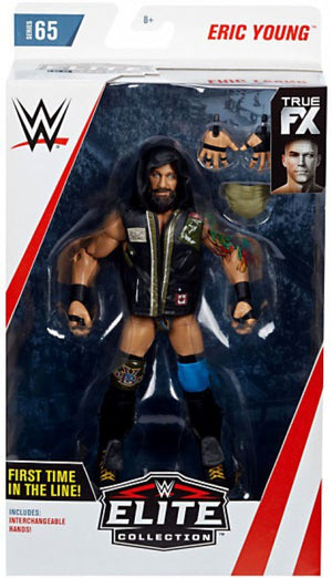Eric Young - WWE Elite Series 65