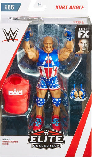 Kurt Angle - WWE Elite Series 66