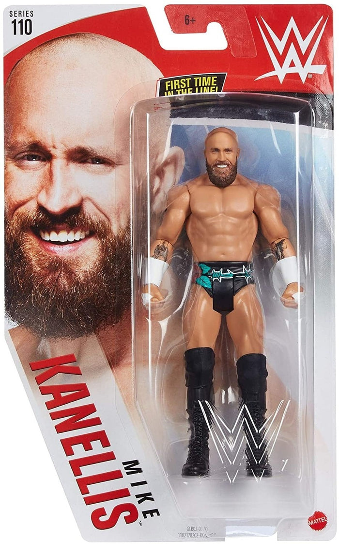 Mike Kanellis - WWE Basic Series 110