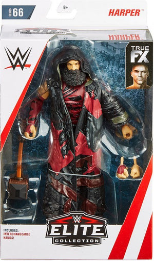 Luke Harper - WWE Elite Series 66