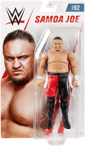 Samoa Joe - WWE Basic Series 92