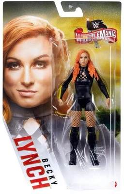 Becky Lynch (WrestleMania 35) - WWE WrestleMania Basic