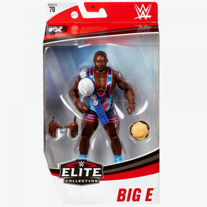 Big E  - WWE Elite Series 79