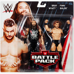 Finn Balor and Bray Wyatt - WWE Battle Pack Series 54