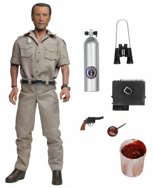 "Chief Martin Brody - Jaws 8"" Clothed Figure"