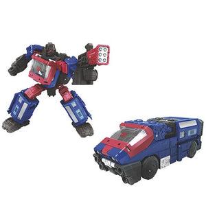 Crosshairs - Transformers Generations Siege Deluxe Wave 5