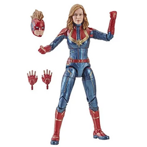 Captain Marvel - Captain Marvel Marvel Legends Wave 1 (Kree Sentry BAF)