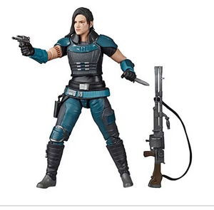 Cara Dune - Star Wars The Black Series Wave 2