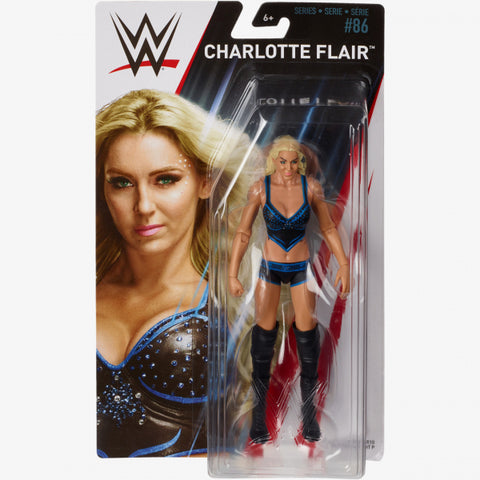 Charlotte Flair - WWE Basic Series 86