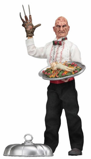 "Nightmare on Elm Street - 8"" Cloth Fig - Part 5 Chef Freddy"