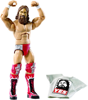 WWE Elite Series 38 Daniel Bryan
