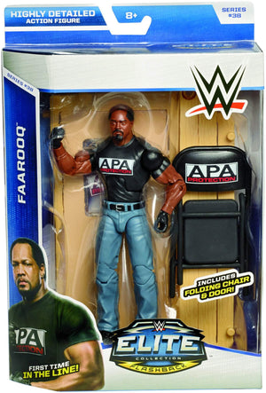 WWE Elite Series 38 Faarooq