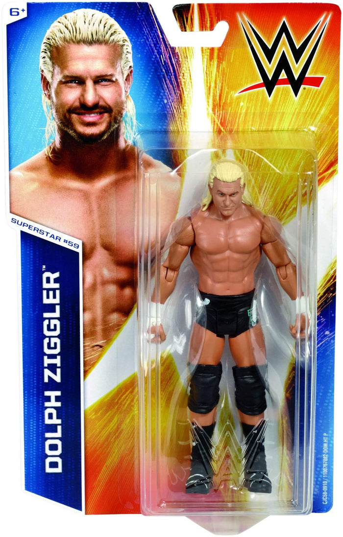 WWE Basic Series 54 Dolph Ziggler