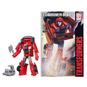 Ironhide-Transformers Generations Combiner Wars Deluxe Wave 4