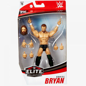 Daniel Bryan  - WWE Elite Series 79
