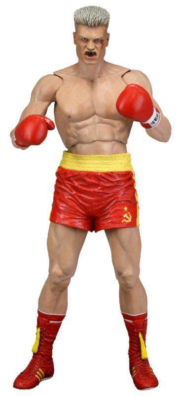 Ivan Drago (Red Shorts) - Rocky 40th Anniversary Series 2 (Rocky IV)