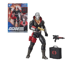 Destro - G.I. Joe Classified Series Wave 1