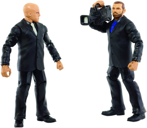 WWE Battle Pack Series 37 Jamie Noble/Joey Mercury