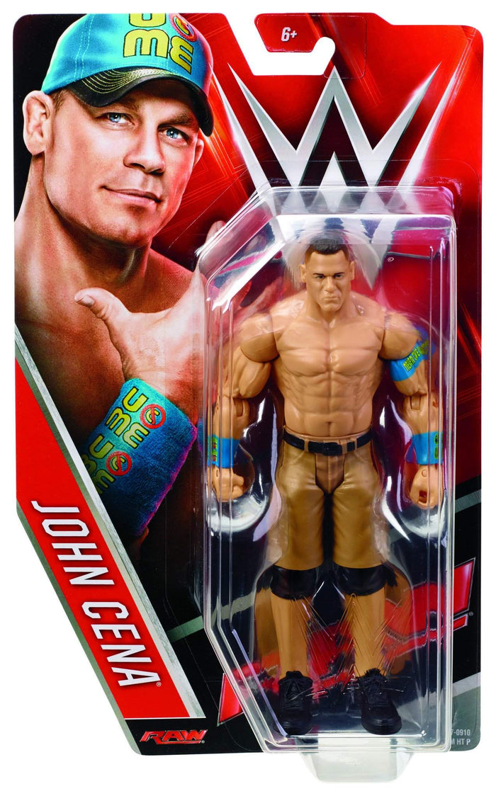 WWE Basic Series 58 John Cena