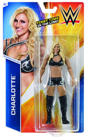 WWE Basic Series 55 Charlotte