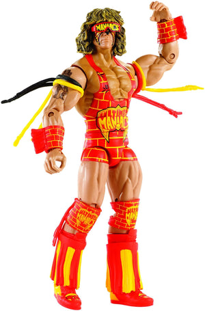 WWE Defining Moments Ultimate Warrior