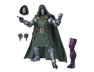 Doctor Doom - Fantastic Four Marvel Legends Wave 1 (Super Skrull BAF)