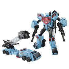 Protectobot Hot Spot - Transformers Generations Combiner Wars Voyager Wave 3