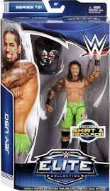 WWE Elite Figure Series #31 Jey Uso