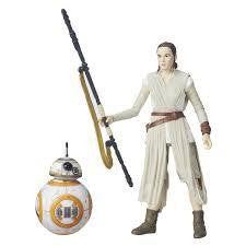 "Rey with BB-8 - Star Wars Black 6"" Wave 7"